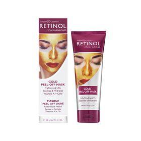 Retinol Gold Peel-Off-Maske 100 ml