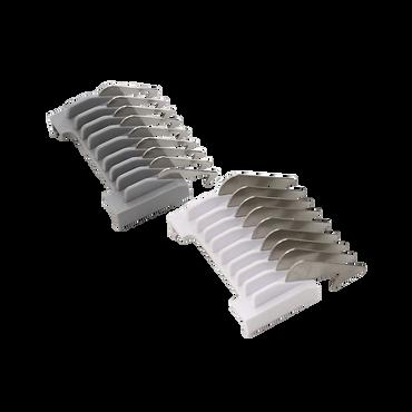 Moser Comb Attachment Set Metal 2pcs