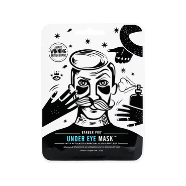 BARBER PRO Mask Under Eye 3pcs