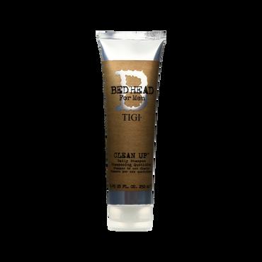 TIGI B For Men Clean Up Shampoo 250ml