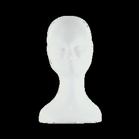Sibel Lady-S Styropor-Kopf Isomo Weiß