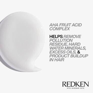 Redken Hair Cleansing Cream Shampoo 1l