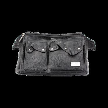 Sibel Werkzeuggürtel Belt 3 Croco Black