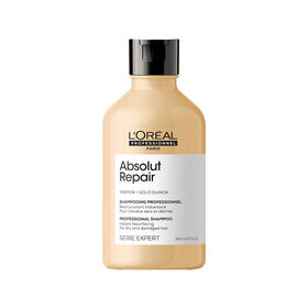 L'Oréal Professionnel Série Expert Absolut Repair Shampoo mit Protein und goldenem Quinoa 300ml