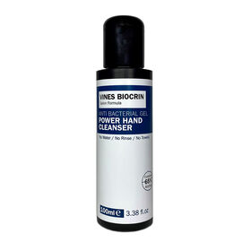 Vines Biocrin Anti Bacterial Power Hand Cleanser Gel 100ml