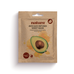 NATURA Mask Avocado Infused Sheet 22ml