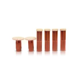 PMD-Aufsatzscheibe rot – grobe Körnung