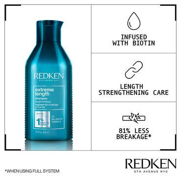 Redken Extreme Length Shampoo 300ml
