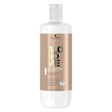 Schwarzkopf BlondMe AB Detox Shampoo 1l