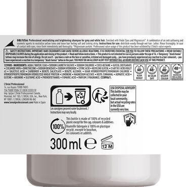 L'Oréal Professionnel Série Expert Silver Shampoo 300mL
