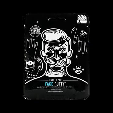 Barber Pro Mask Face Putty 3pcs