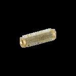 Sibel Paket mit 12 Metallwicklern, Länge Gold