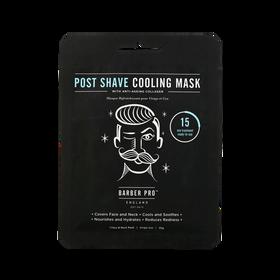 Barber Pro Face Mask Post Shave Cooling 30g