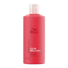 Wella Brilliance Fine Shampoo 500ml