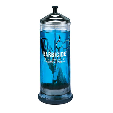 BARBICIDE Disinfectant Jar Tall