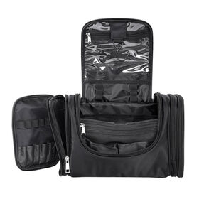 S-PRO S Pro Cosmetic Nail Artist travel Bag Black