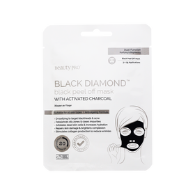 BEAUTY PRO Mask Black Diamond