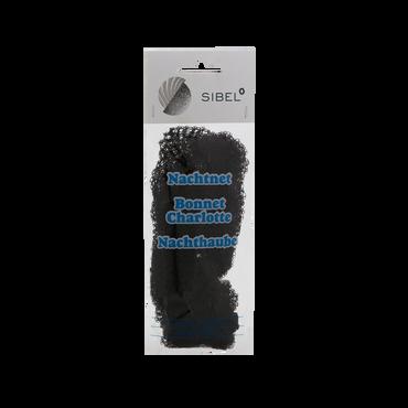 Sibel Haarnetz für die Nacht Cordonnet in Braun