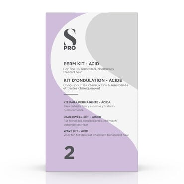 S-PRO Perm Kit Acid Wave