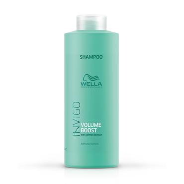 Wella Invigo Volume Boost Shampoo 1l