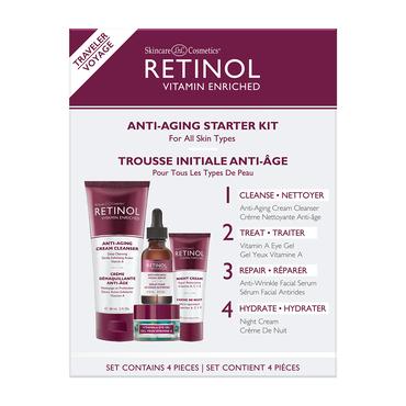Retinol Antialterung Starter-Set