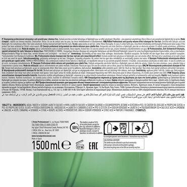 L'Oréal Professionnel Série Expert Volumetry Shampoo 1500ml