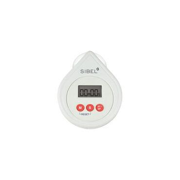 Sibel Digital Timer Drop White/009004001