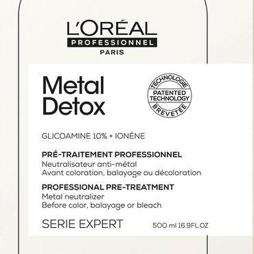 L'Oréal Professionnel Série Expert Metal Detox Pre Treatment 500ml