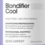 L'Oréal Professionnel Série Expert Blondifier Cool Shampoo  für blondes und blondiertes Haar 1500mL