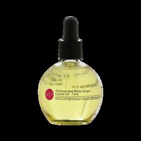 ASP Cuticle Oil Coconut & White Ginger 73ml