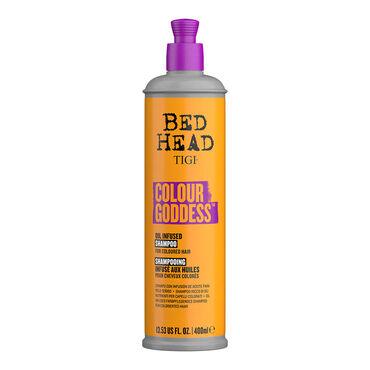Tigi Bed Head Colour Goddess Farbpflegendes Shampoo für coloriertes Haar 400ml