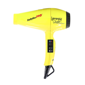 BABYLISS Hairdryer Luminoso 2100W Yellow/BAB6350IYE