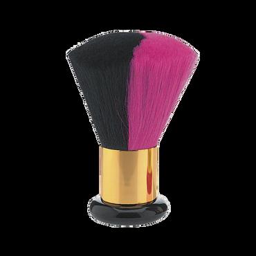 SIBEL Neck Duster Luxe Poney Black-Pink/845143700