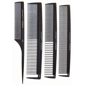Cricket Comb Set Carbon 4pcs