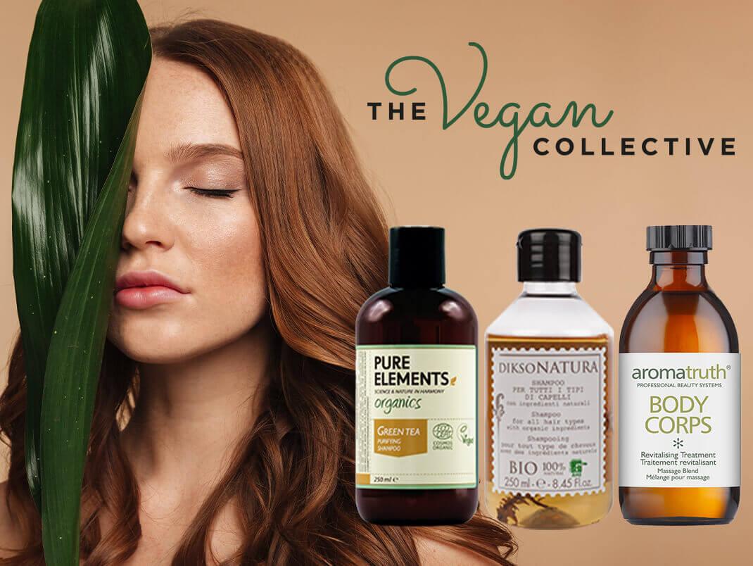 Die vegane Gemeinschaft unsere professionellen Marken für Haare so natürlich wie nie
