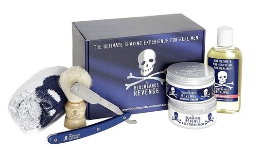Bluebeards Revenge Shaving Products